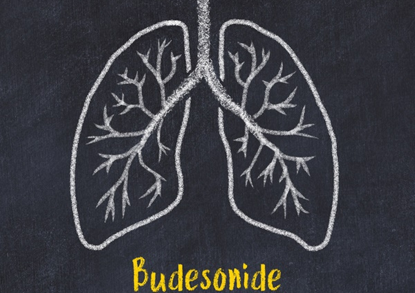 Inhaled Corticosteroid Budesonide COVID Treatment